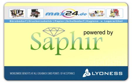 Saphir-Tec-Card